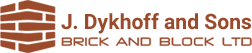 Logo of J. Dykhoff and Sons Brick and block layers Ltd